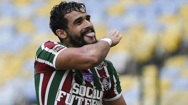 Brasileiro: Gol de Fluminense 1 x 0 Avaí