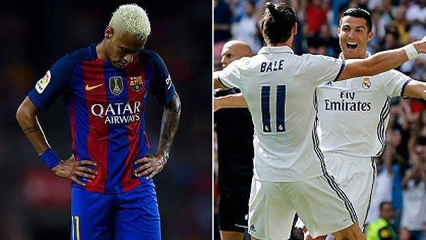 Espanhol tem rodada de 'reencontros' com Neymar 'sozinho' e Cristiano Ronaldo nas redes