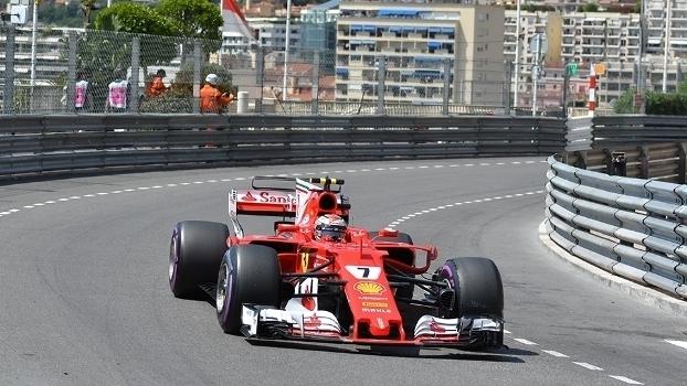 Veja como foi o treino qualificatório para o GP de Mônaco