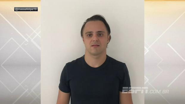 Massa anuncia aposentadoria da Fórmula 1 e garante: 'Desta vez é de verdade'