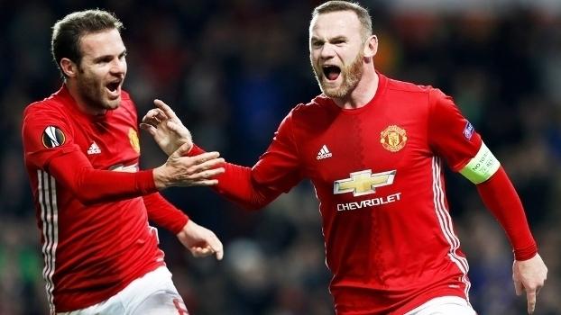Europa League: Gols de Manchester United 4 x 0 Feyenoord