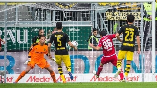 Alemão: Melhores momentos de Ingolstadt 3 x 3 Borussia Dortmund