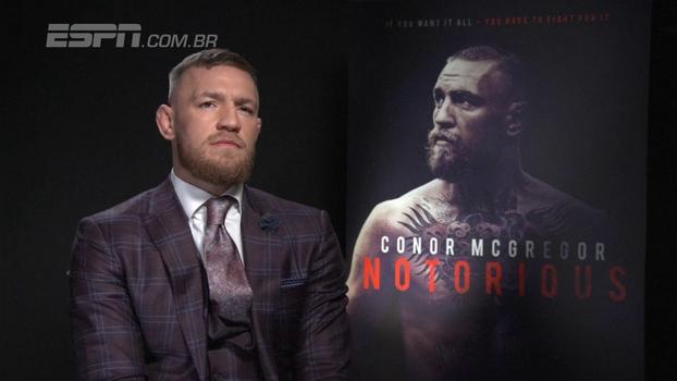 2 meses após ser derrotado, McGregor diz que ele e o UFC que trouxeram interesse para a luta com Mayweather