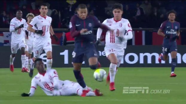 Veja os melhores momentos de PSG 3 x 1 Lille