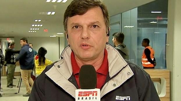 Mauro destaca velha dificuldade do Flamengo para decidir e o fator campo do Atlético-PR