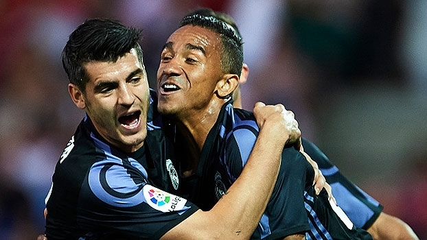 LaLiga: Gols de Granada 0 x 4 Real Madrid