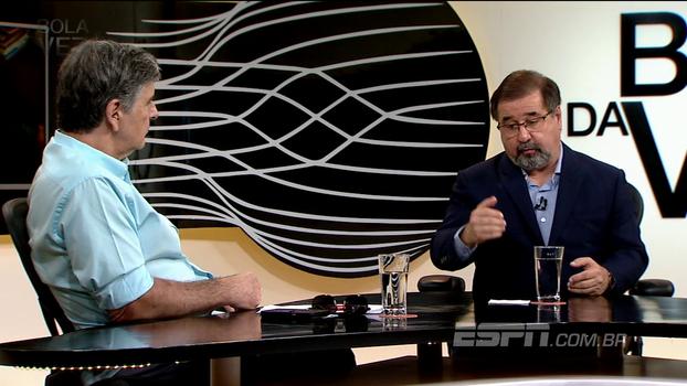 Marco Aurélio Cunha diz que alguns dirigentes têm raiva de se submeter a ídolos como Rogério Ceni