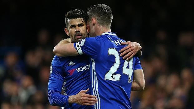 Veja os gols da vitória do Chelsea sobre o Southampton por 4 a 2