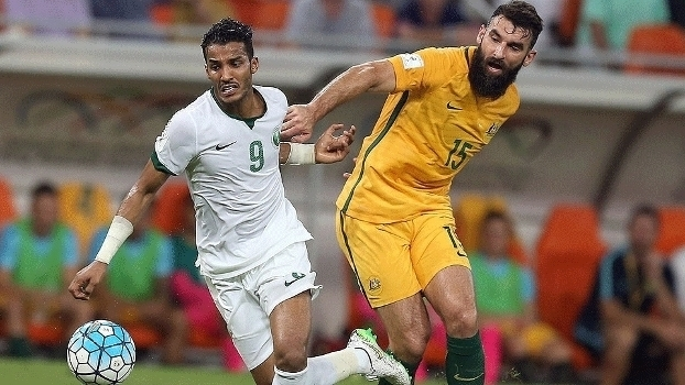 Veja os gols do empate entre Arábia Saudita e Austrália por 2 a 2 pelas Eliminatórias Asiáticas