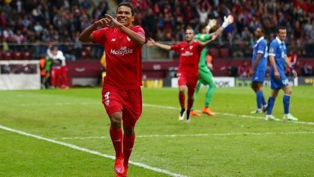 Europa League (final): Gols de Dnipro 2 x 3 Sevilla