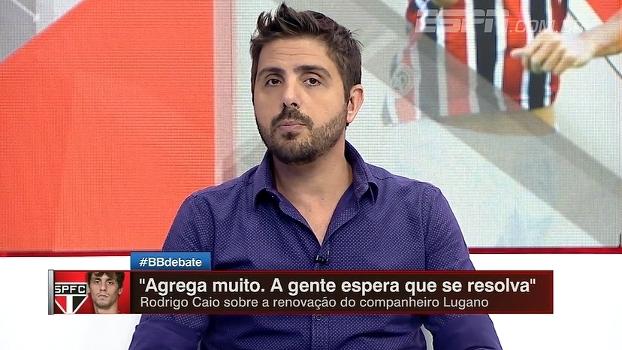 Nicola: Ceni já não tem na diretoria do São Paulo aquela sustentação toda