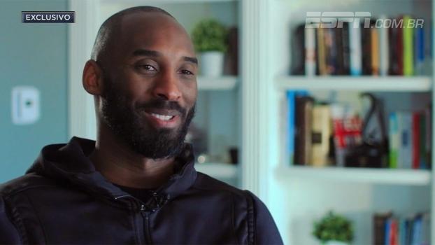 Kobe: 'Na NBA, ele estaria entre os 50 melhores da história da liga'