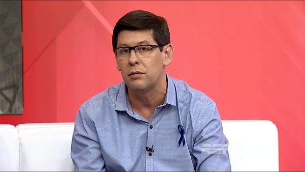 Celso Unzelte critica trabalho de Marcelo Oliveira: 'Não foi demitido pela derrota de ontem'