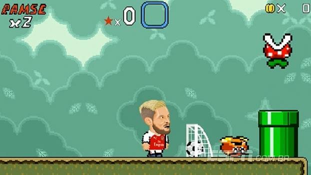 Até no videogame! Aaron Ramsey aniquila adversários marcando gols