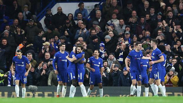 Assista aos melhores momentos da vitória do Chelsea sobre o Swansea por 1 a 0!