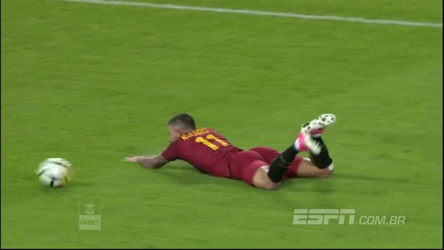 Veja os melhores momentos de Roma 1 x 0 Crotone