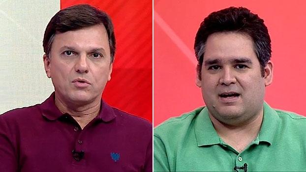 Mauro e Bertozzi analisam trabalho de Paulo Bento no Cruzeiro: 'Defesa ridícula'