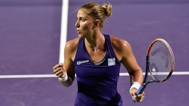 Assista a lances da vitória de Venus Williams sobre Beatriz Haddad
