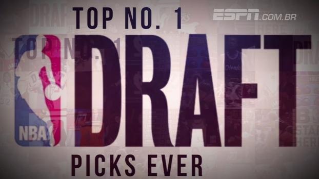 Magic, LeBron, Duncan, Kareem, Shaq...veja algumas das maiores primeiras escolhas de Draft