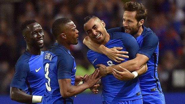 Assista aos gols da vitória da França sobre Camarões por 3 a 2!