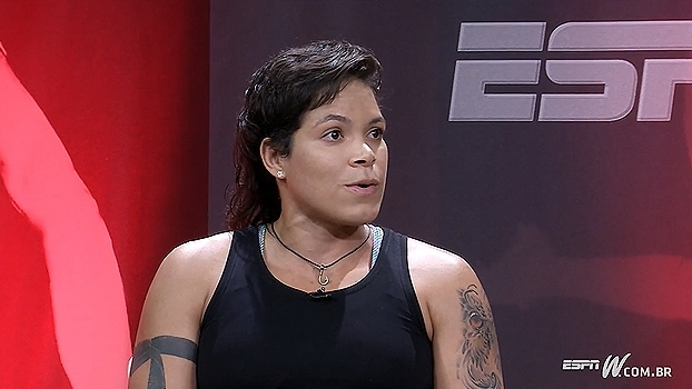 Amanda Nunes, campeã do UFC: 'Às vezes, eu nem lembro das lutas'