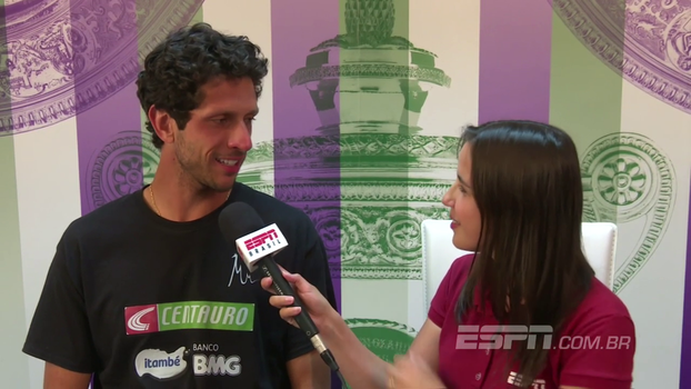 Marcelo Melo, exclusivo: emoção, batalha mental e o feito histórico em Wimbledon
