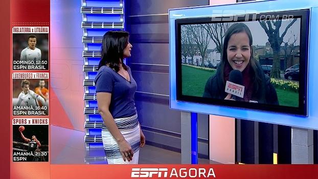 Técnico da Inglaterra e recorde de Buffon; Natalie Gedra traz as informações das Eliminatórias Europeias