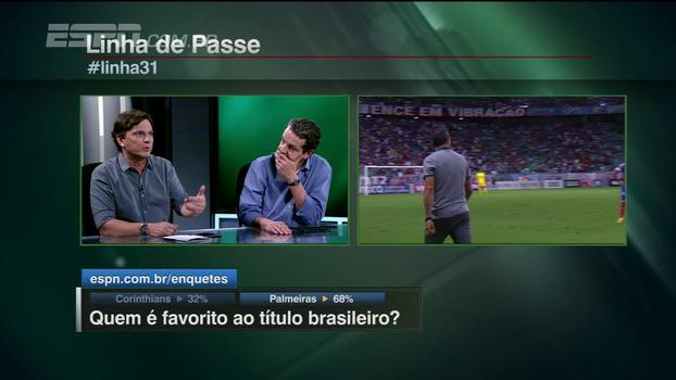 Anderson Daronco apitará o clássico entre Corinthians e Palmeiras - ESPN a24ad20113699