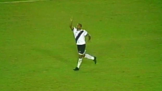 Romário fez 2 gols, e Vasco venceu Fluminense em 2005; relembre