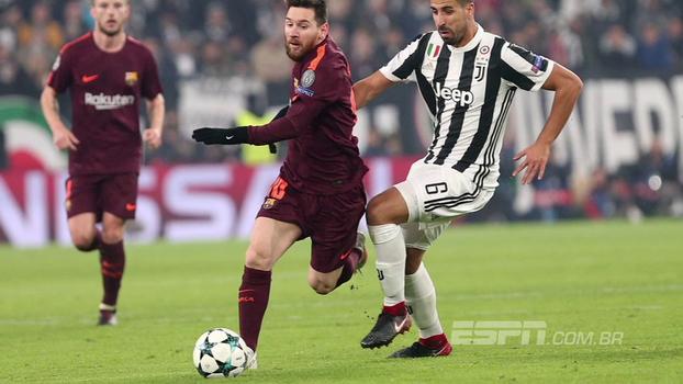 Barça empata com Juventus, garante liderança do grupo e avança para as oitavas da Champions