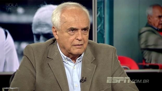 Leco cita impulso infantil e diz que Bauza foi motivo do 'racha' com Abílio Diniz