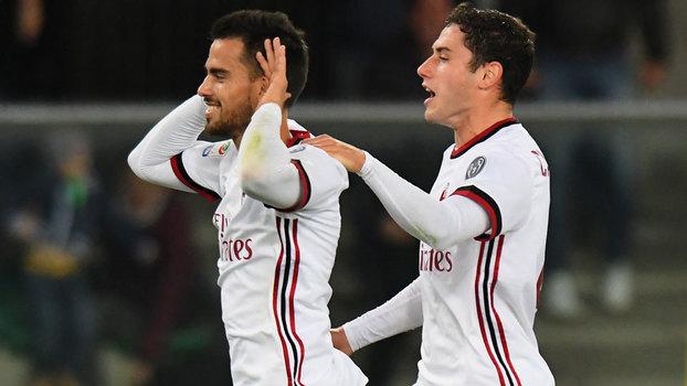 Veja os melhores momentos de Chievo 1 x 4 Milan