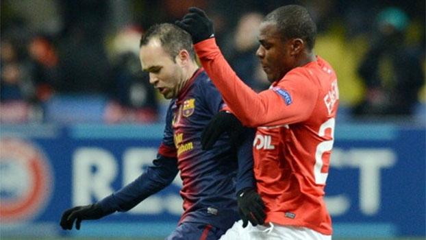 Iniesta dá show e humilha zaga do Spartak com quatro dribles desconcertantes; veja!