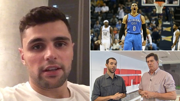 Entrevista exclusiva com Raulzinho e melhor temporada da história no 'NBA Countdown Brasil'