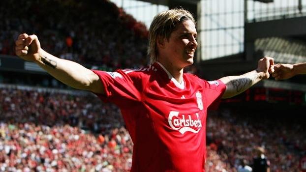 Fernando Torres marcou, e Liverpool venceu Tottenham em 2009; relembre