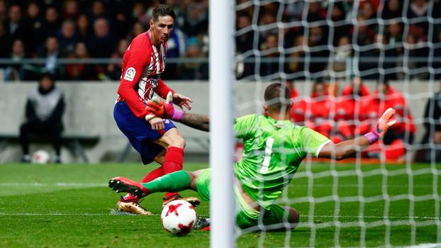 Assista aos gols da vitória do Atlético de Madri sobre o Elche por 3 a 0!