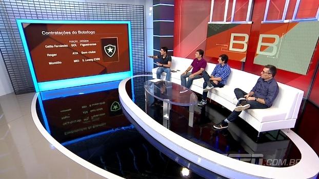 Botafogo, Corinthians, Atlético-MG, São Paulo e Atlético-PR: Mauro Cezar e Tironi analisam contratações
