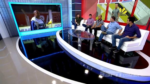 Deivid fala sobre 'experiência única' no comando do Cruzeiro e projeta trabalho no Criciúma