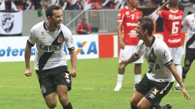 Veja os gols da vitória por 2 a 0 do Vasco da Gama sobre o Vila Nova