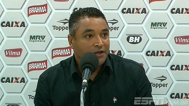 Roger diz que momento do time continua bom e frisa: 'Temos que buscar fora os pontos perdidos em cas