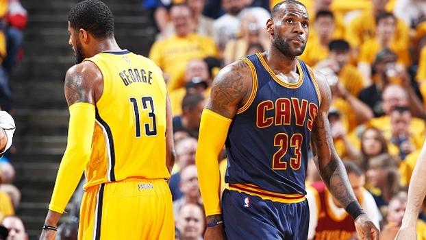NBA: Melhores momentos de Indiana Pacers 114 x 119 Cleveland Cavaliers
