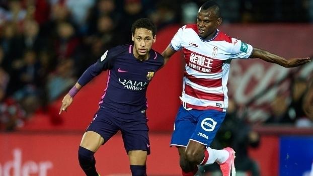LaLiga: Gols de Granada 1 x 4 Barcelona