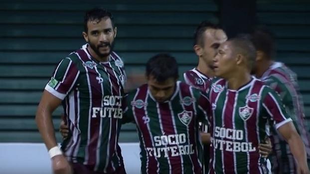 Carioca: Gols de Portuguesa 0 x 3 Fluminense