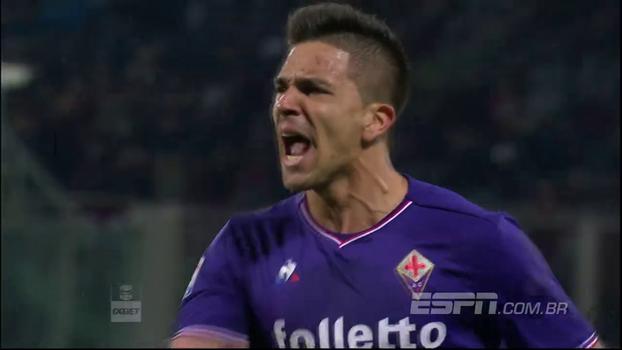 Assista aos lances da vitória da Fiorentina sobre o Torino por 3 a 0!