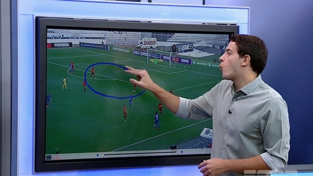 'Ponte Preta jogou sem referência, os atacantes entravam na diagonal', diz Rafa Oliveira