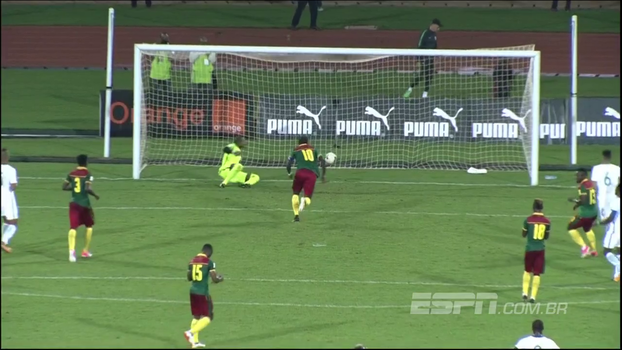 Camarões só empata com Nigéria e fica fora da Copa do Mundo 2018