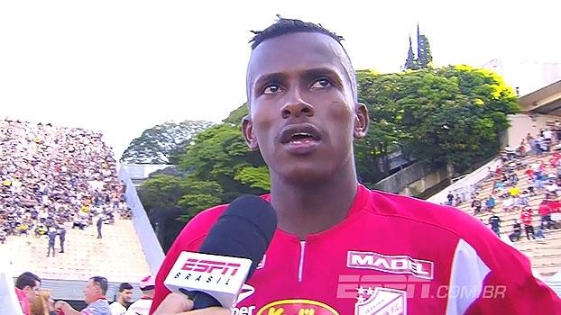 Autor do gol do Batatais na final sonha com seleção brasileira