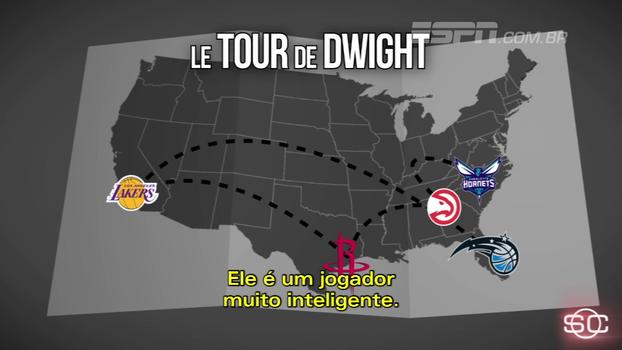 No quinto time em sete anos, Dwight Howard vai conseguir voltar a ser o pivô dominante que já foi um dia?