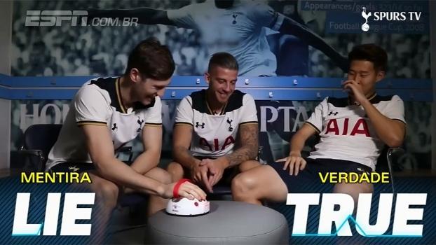 Tottenham testa detector de mentiras que dá choque... em seus próprios jogadores