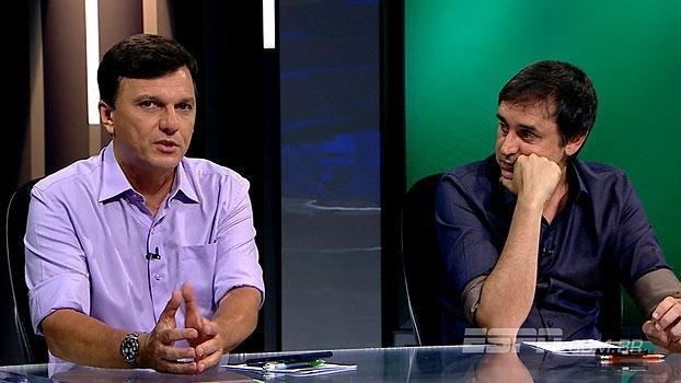 Mauro analisa novas ideias de Ceni no São Paulo: 'O futebol brasileiro precisa disso'